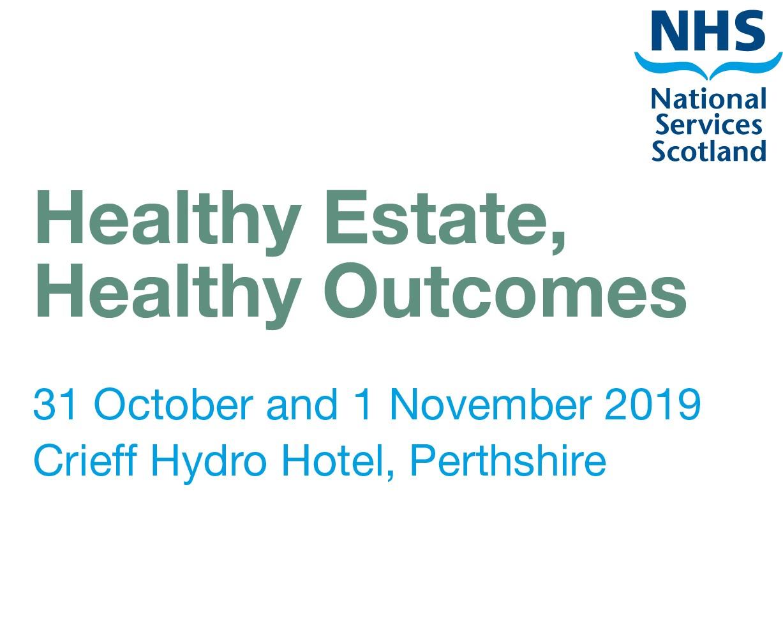 Health Facilities Scotland Conference